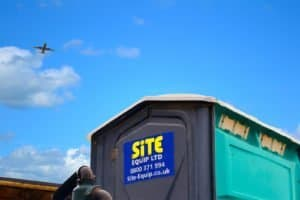 toilet hire bournemouth