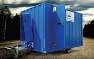 welfare units for sale groundhog unit hire