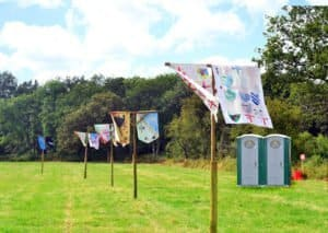 Toilets for Outdoor Events