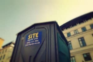 How Many Toilets Are Needed At A Construction Site? Cold chemical portable toilet
