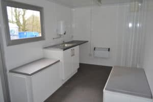 Wheeled Cabin Hire from Site Equip