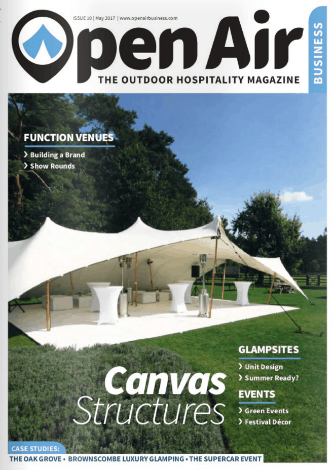 Open Air Magazine - May 2017
