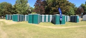 portable toilet hire Worthing Sussex