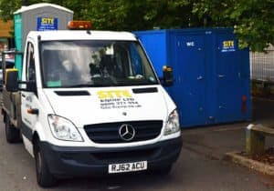 Portable Toilet Hire in Salisbury