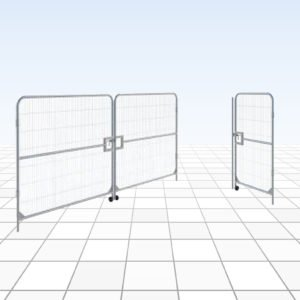 secure site fencing