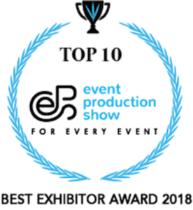 top 10 exhibitor at event production show