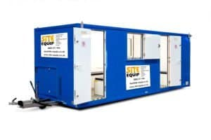 The Bigger, The Better - Check Out Our 20ft Welfare Units!