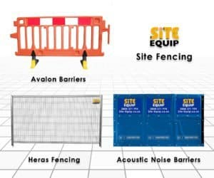 next day delivery fencing hire