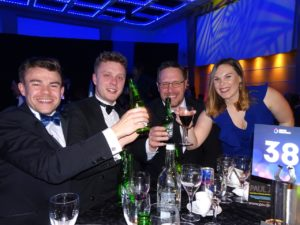 Site Event are Event production awards runners up 2019