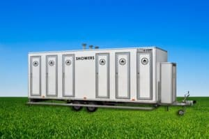 Brand New 6 Bay Shower Trailers To Our Event Fleet