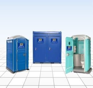 site toilet hire prices