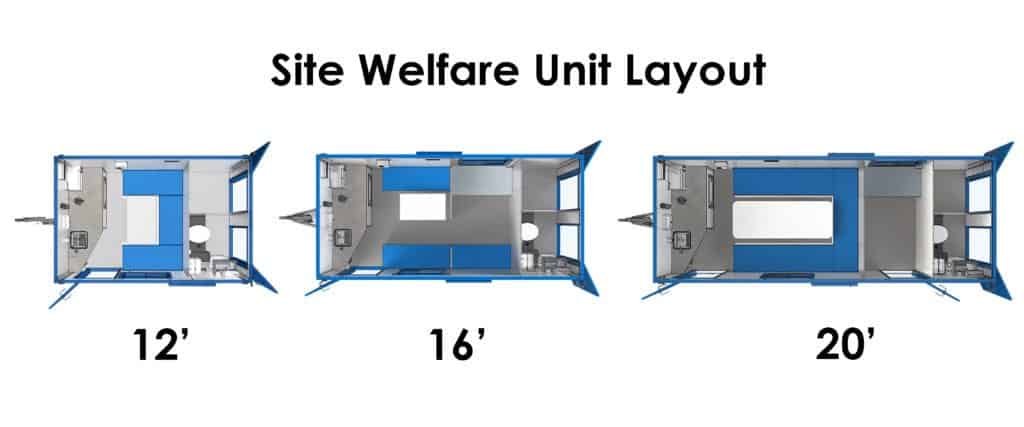 Welfare Facilities For Hire