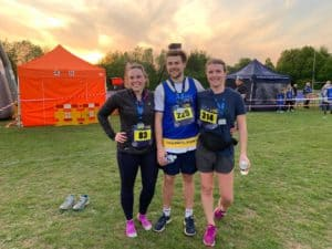 10k run for st michaels hospice