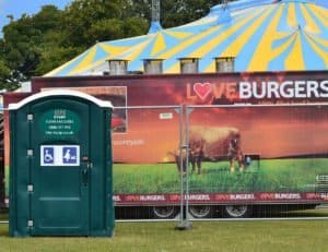 Portable Toilet Hire Woburn Bedfordshire